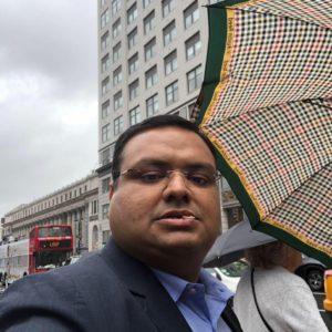 Sudip Mukherjee | CEO